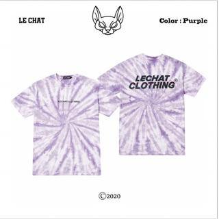 LCC Tie Dye Purple Tee thumbnail