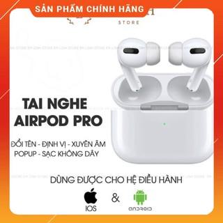 Tai nghe không dây Airpods Pro nguyên seal fullbox 100%