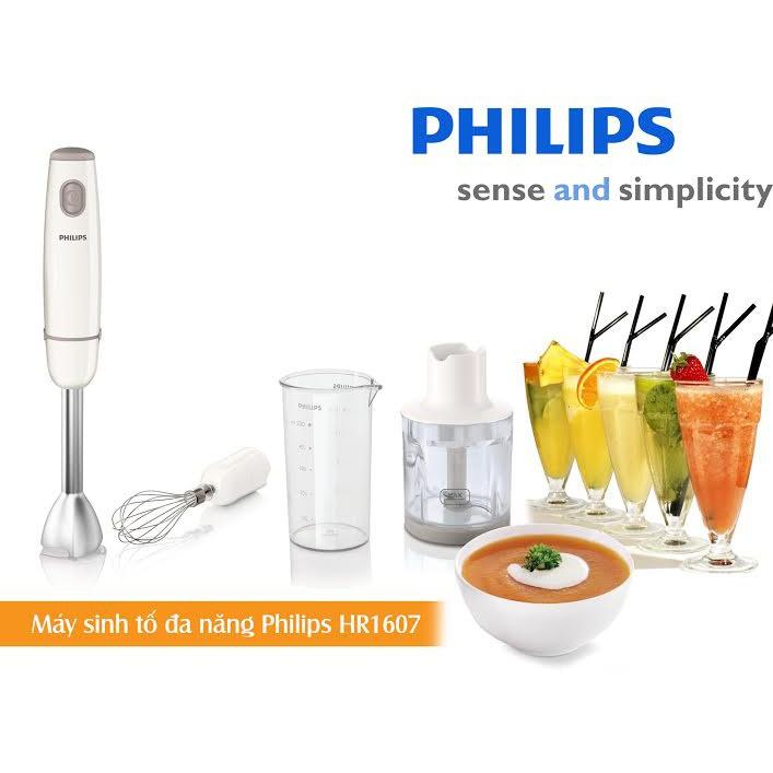 [Phụ kiện] Máy xay cầm tay Philips HR1600 HR1604 HR1607 HR1608