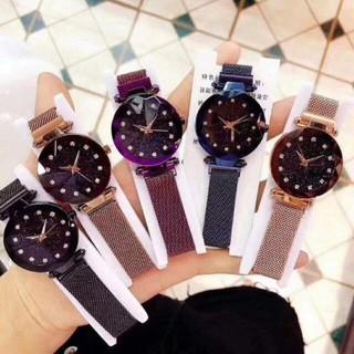 Đồng hồ thời trang nữ Dorriine dây lưới SHT487 ( Tràn VIền )