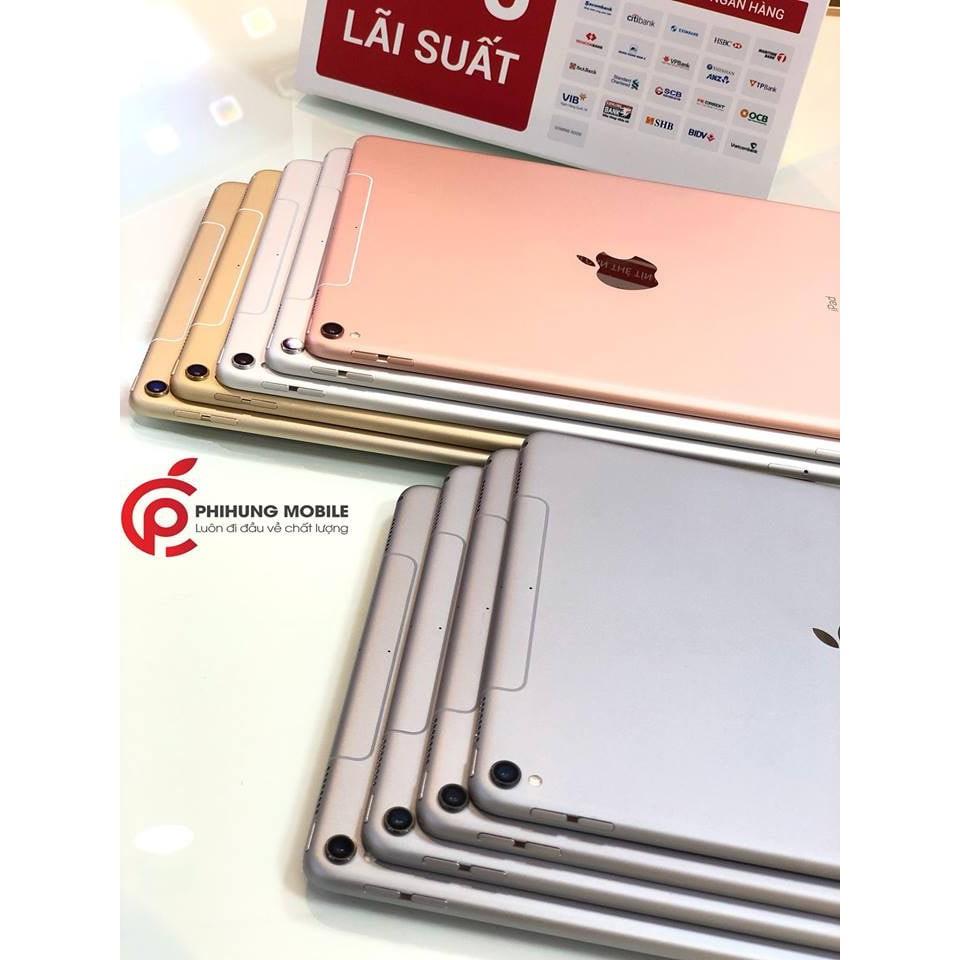 iPad Pro 10.5 Chính Hãng 4G - Wifi Mới 99%