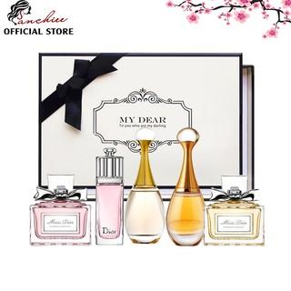 Nước hoa mini [ ] ComBo Bộ Set Bộ Nước Hoa Dior Mini 5 chai -chính hãng Dior thumbnail