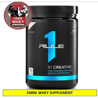 DEAL SỐC – Tăng sức mạnh và khối lượng cơ bắp Rule 1 Creatine 75/150 lần dùng, hàng chính hãng