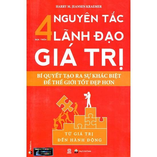 Sách - 4 Nguyên Tắc Lãnh Đạo Dựa Trên Giá Trị