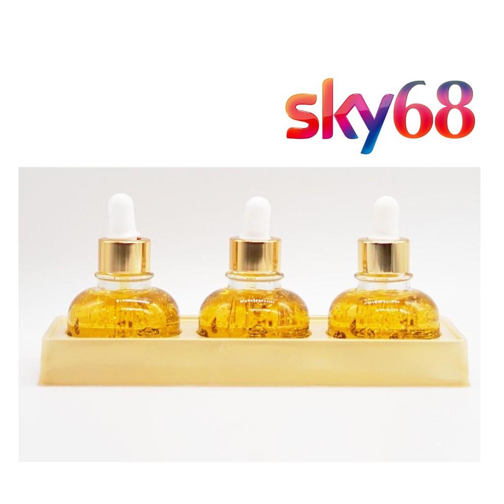 [Siêu Phẩm] Set 3 lọ Serum dưỡng da chiết xuất từ tinh chất vàng YE DAM YUN BIT PRIME LUXURY GOLD