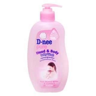 Tắm gội cho bé D-nee (380ml)