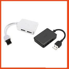 [Giá Sỉ] Hub chia USB 4 cổng 2.0 SSK SHU 200