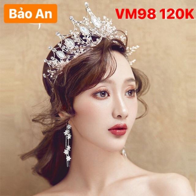 Vương miện cô dâu VM98