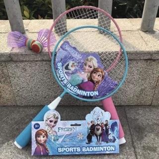Bộ Đồ Chơi Thể Thao Vợt Cầu Lông Tennis Dành Cho Bé