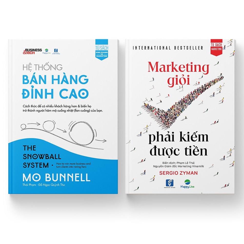Bộ Sách-Marketing,Bán Hàng Đỉnh Cao