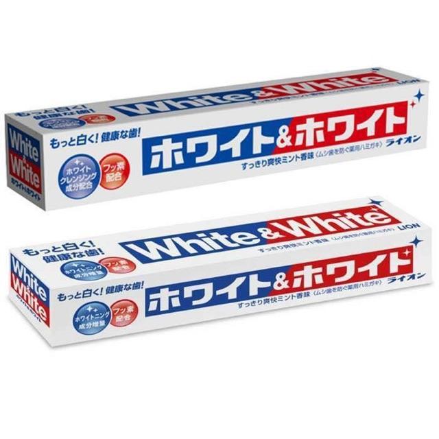 Combo 20 tuyp kem đánh răng white & white