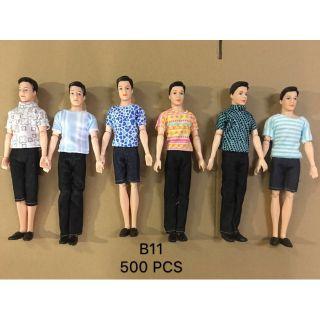 Búp bê Ken- đồ chơi búp bê giá rẻ thumbnail