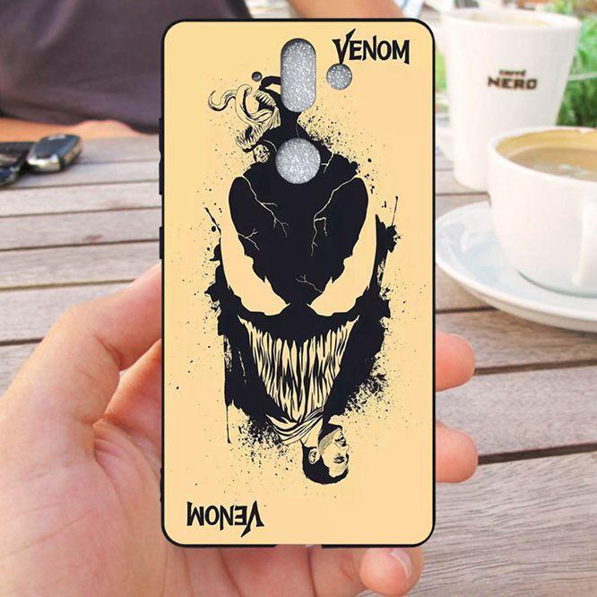 For Nokia 8 Sirocco VENOM #1 Silicon Phone Case Cover
