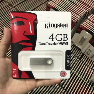 Usb kingston 4GB vỏ kim loại ( tham khảo thông tin ở phần mô tả sản phẩm – sản phẩm DL thật 1gb)