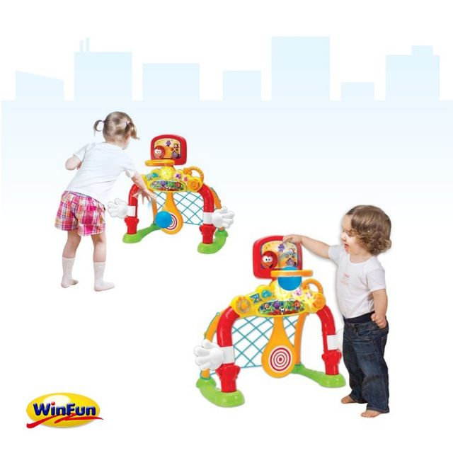 Cầu môn Winfun 6001