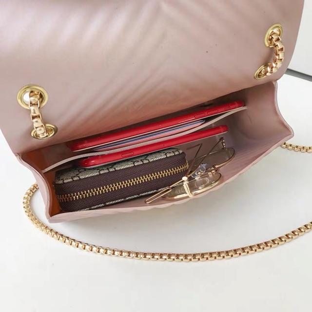 Túi xách đeo chéo nữ đẹp silicon XUHA DC20