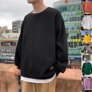 Áo Sweater Cổ Tròn Cho Nam