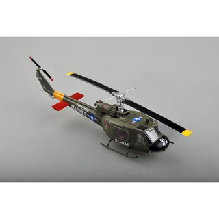 Mô hình máy bay trực thăng UH-1C Marines tỉ lệ 1:48