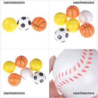 [COD]10cm PU Sponge anti stress ball surprise bouncy antistress toy squishy slow risi