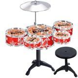 Bộ trống Jazz Drum 5 trống cho bé MBS24H N1089