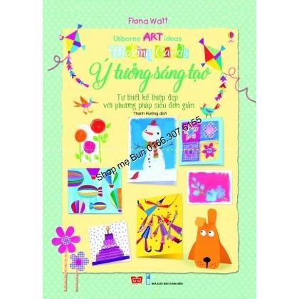 Making cards – Ý tưởng sáng tạo: Tự thiết kế thiệp đẹp với phương pháp siêu đơn giản - 2675320 , 61286646 , 322_61286646 , 108750 , Making-cards-Y-tuong-sang-tao-Tu-thiet-ke-thiep-dep-voi-phuong-phap-sieu-don-gian-322_61286646 , shopee.vn , Making cards – Ý tưởng sáng tạo: Tự thiết kế thiệp đẹp với phương pháp siêu đơn giản
