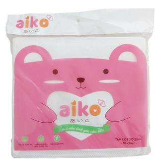 [Mã MKBCS24 giảm 10K đơn 99K] Lót xu cao cấp 4 lớp Aiko gói 30 chiếc thumbnail