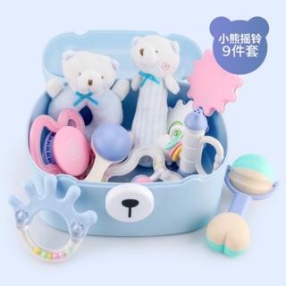 Bộ đồ chơi xúc xắc Hàn Quốc GORYEO BABY cho bé