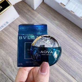 Nước hoa Bvlgari Aqua Pour Homme 5ml thumbnail