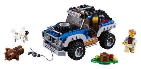 LEGO CREATOR 31075 - Xe thám hiểm địa hình (3 in 1)