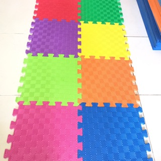 Thảm Mút Xốp KT 30x30x1cm lót sàn cho bé.Hàng chất lượng cao loại 1 thumbnail