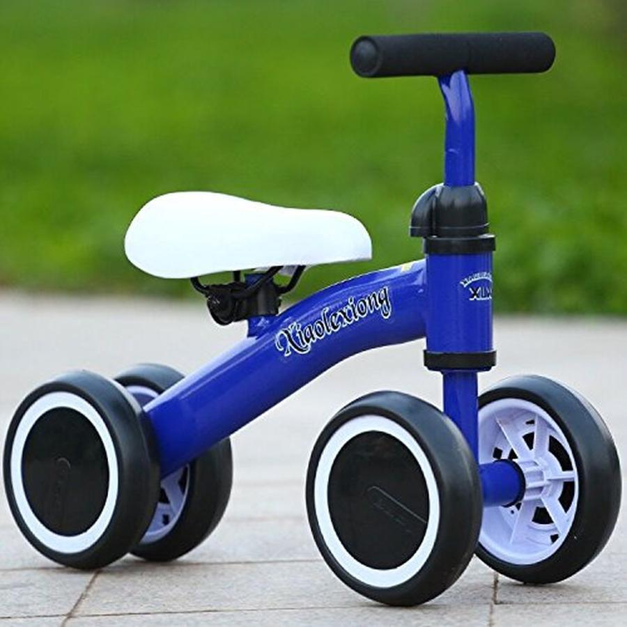 [SHOPEE TRỢ GIÁ] Xe thăng bằng 4 bánh cho bé (được chọn màu)