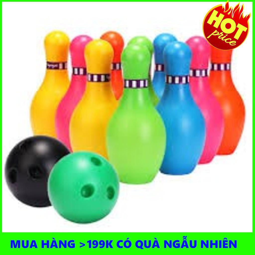 [HÀNG THẬT] Bộ bowling cho bé cỡ to