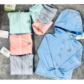 Áo khoác chống nắng ualarogo chống UV tốt cho bé yêu