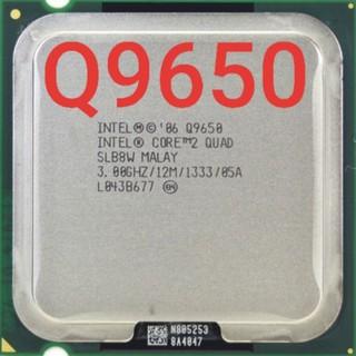 Cpu Q9650 #chip Q9650,Quad core Q9650