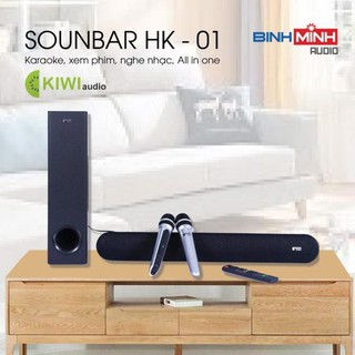 Loa Soundbar Karaoke Kiwi HK 01 thumbnail