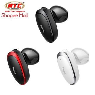 Tai nghe bluetooth mini Hoco E46 Voice BT V4.2 WT (tai phải) - Hãng phân phối chính thức