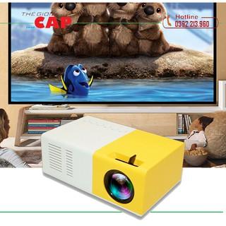 Yêu ThíchMáy Chiếu Mini LCD LED Projector PD300 Cao Cấp
