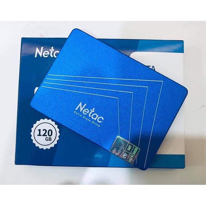 [BH 36 THÁNG] Ổ Cứng SSD Netac/DSS 120GB Chính Hãng