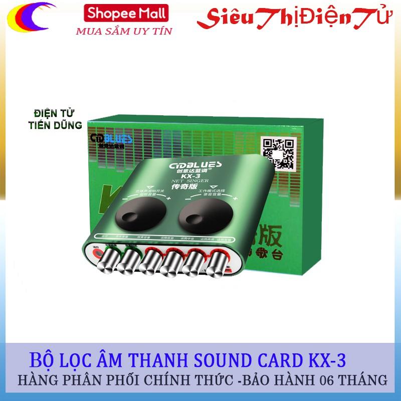 SOUND CAD K3 HÀNG NHẬP KHẨU
