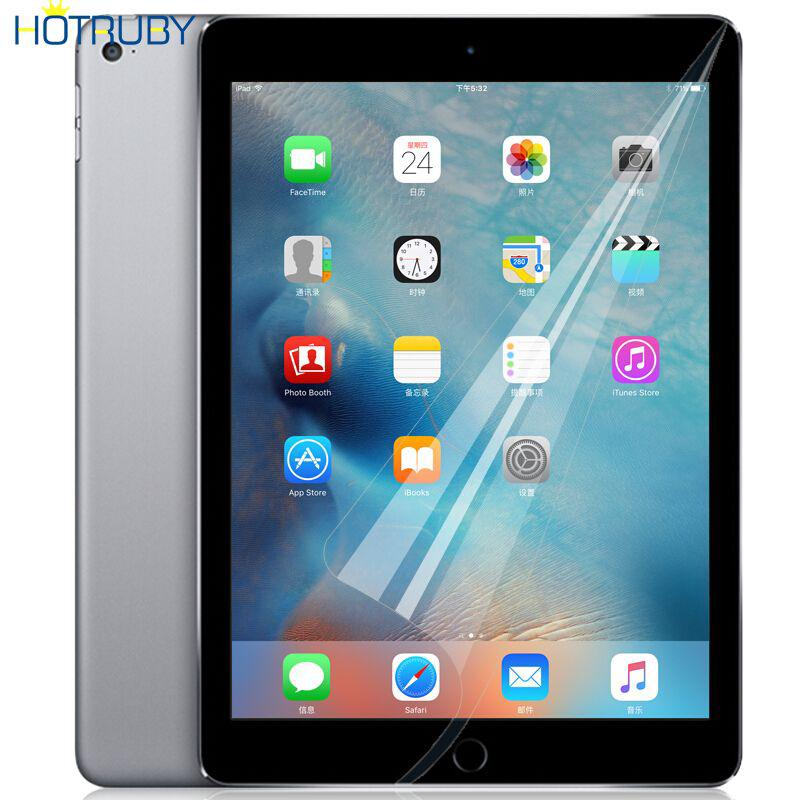 """Anti-scratch HD Screen Protector PET Protective Film For iPad Pro 10.5"""" HTVN"""