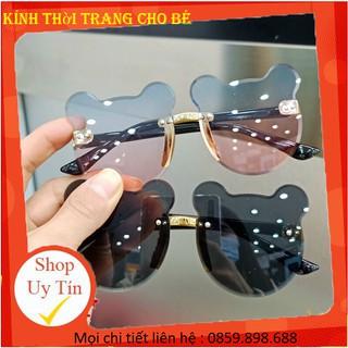 Kính đeo , kính mắt cho bé HÌNH MÈO siêu KUTE , TẶNG KÈM HỘP [FREESHIP] thumbnail
