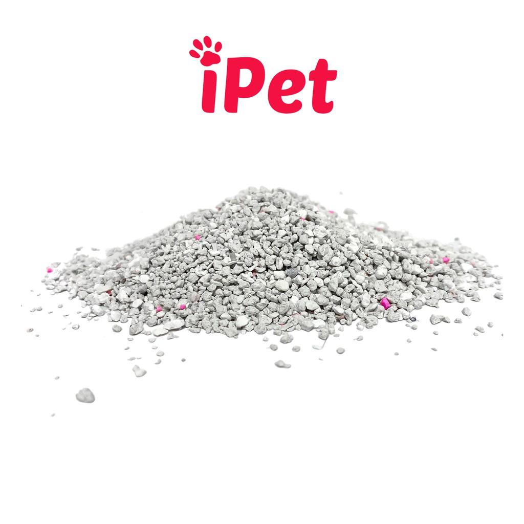 [Mã 1510FMCGSALE giảm 8% đơn 500K] Cát Vệ Sinh 5kg Có Hương Thơm Khử Mùi Nhẹ Cho Mèo - iPet Shop