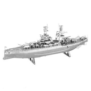 Mô Hình Lắp Ráp 3d Tàu chiến USS Arizona