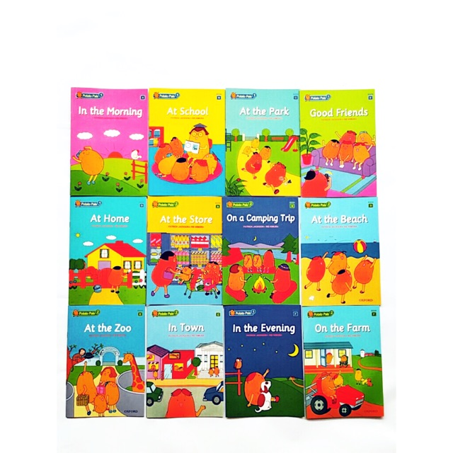 Sách Tiếng Anh dành cho bé từ 2 tuổi đến 10 tuổi