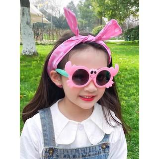 Kính mắt thời trang, kính râm thời trang phong cách Hàn quốc cho bé thumbnail