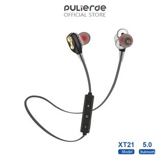 Tai Nghe Nhét Trong PULIERDE XT21 Không Dây Bluetooth 5.0 Rảnh Tay