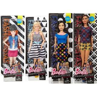 Búp bê Fashionista Barbie FBR37 – Hàng chính hãng