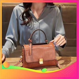 Túi xách nữ đeo chéo da mềm cao cấp sang trọng thanh lịch TX02 túi đeo chéo