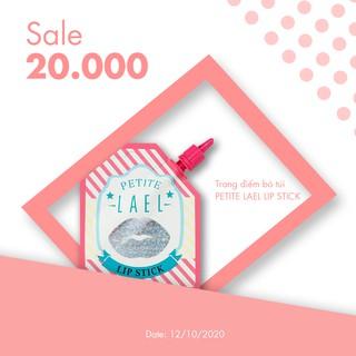 Mỹ phẩm dạng túi Petite Lael- Son môi Lip Stick thumbnail