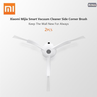 READY STOCK Xiaomi Mijia Smart Vacuum Cleaner Side Corner Brush Accessory 2PCS